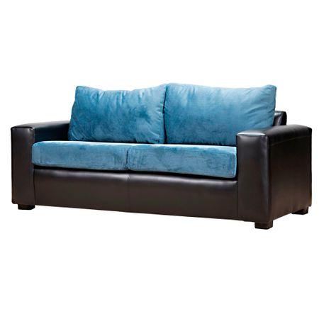 Sofa-3-Cuerpos-Bicolor-Gris-Negro-Muebles-America-