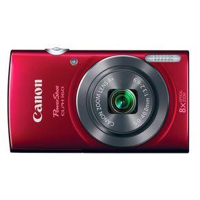 Camara-Fotografica-Canon-Powershot-160-Roja