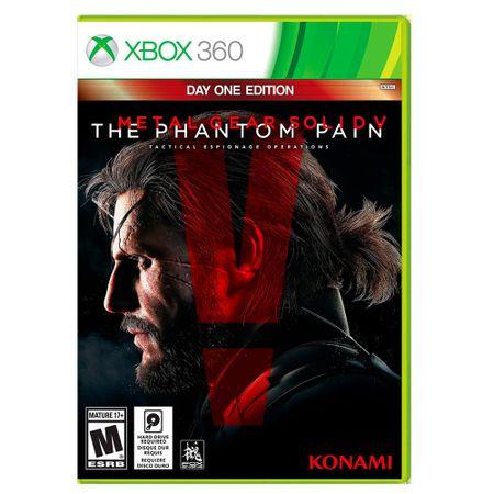 Juego-Xbox-360-Metal-Gear-Solid-V