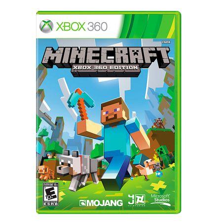 Juego-Xbox-360-Minecraft