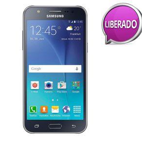 Smartphone-Samsung-J5-Negro-Liberado