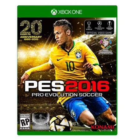 Juego-Xbox-One-Konami-PES-2016