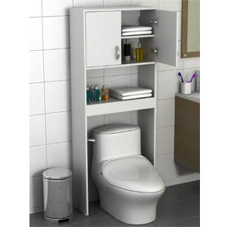 Ba o for Mueble encima wc