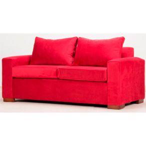 Sofa-Felpa-3-Cuerpos-Rojo-Muebles-America-