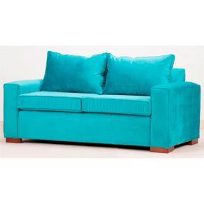 Sofa-Felpa-3-Cuerpos-Turquesa-Muebles-America-