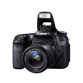 Camara-Fotografica-Canon-EOS-70D-KIT-18-55-IS-STM