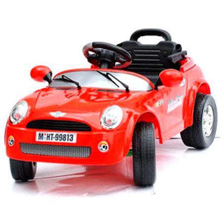 Auto-a-Bateria-Mini-Cooper-RC-Talbot-HB99813-Rojo