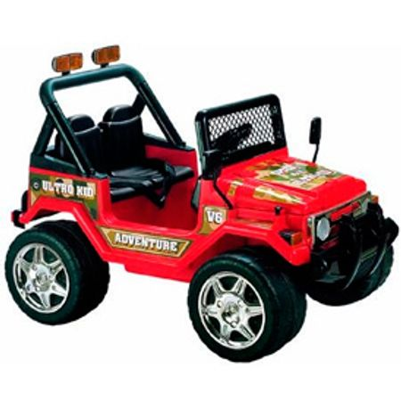 Jeep-a-Bateria-Raptor-Talbot-HB99618-Rojo
