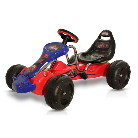 Go-Kart-Geolander-Spiderman