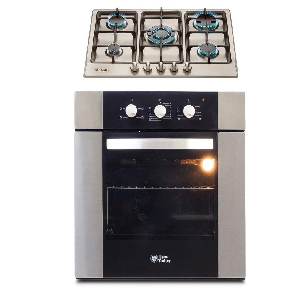 Productos para el hogar por marca horno empotrable gas for Horno de gas natural