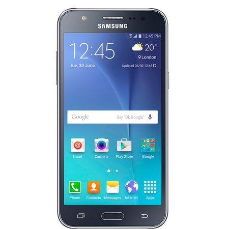 Smartphone-Samsung-J7-Negro-Liberado