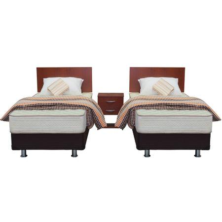 Cama-Americana-Duplex-1-Plaza-Mantahue---Textil-Completo---Maderas-Purranque