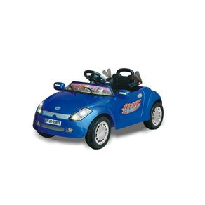 Auto-a-Bateria-Mini-Cooper-RC-Talbot-HB99815-Azul