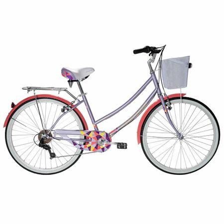 Bicicleta-Aro-26-Oxford-Cyclotour-BP2648-Lila-Coral