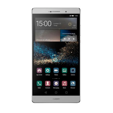 Smartphone-Huawei-P8-Silver-Movistar
