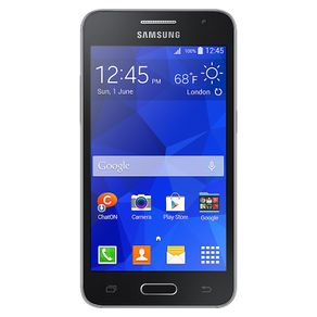 Smartphone-Samsung-Core-2-Black-Entel
