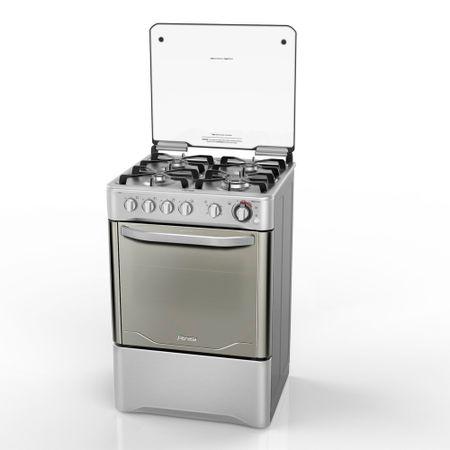 Cocina-4-Quemadores-Fensa-CR-90-Inox