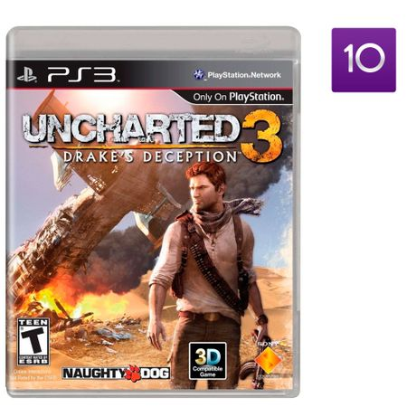 Juego-PS3-Sony-Uncharted-3