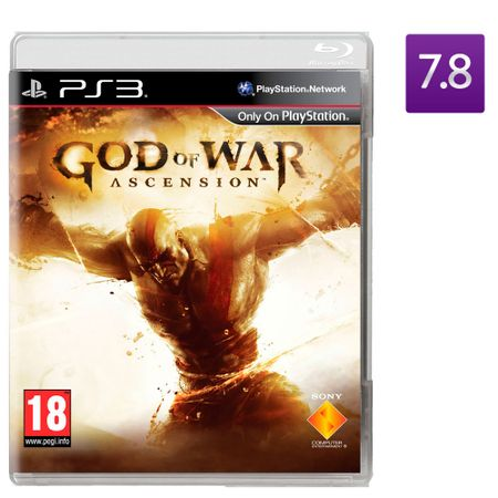 Juego-PS3-Sony-God-of-War-Ascension