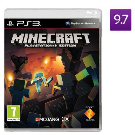 Juego-PS3-Sony-Minecraft
