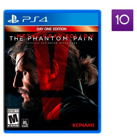 Juego-PS4-Konami-Metal-Gear-Solid-V