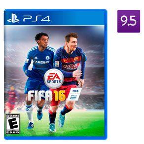 Juego-PS4-Electronic-Arts-FIFA-2016