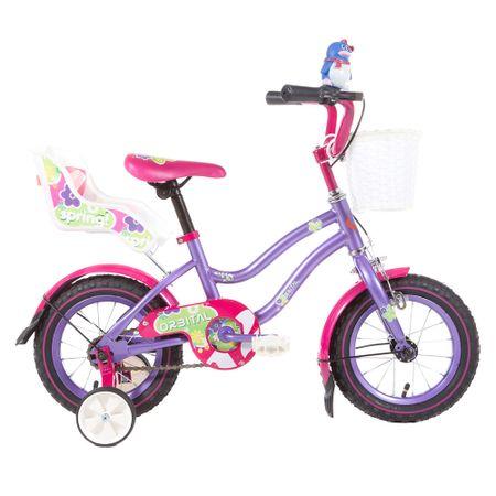 Bicicleta-Aro-12-Orbital-Spring-Kids-Morado-Fucsia
