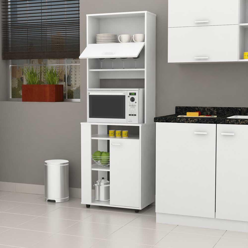 Mueble auxiliar cocina alto for Muebles auxiliares de cocina