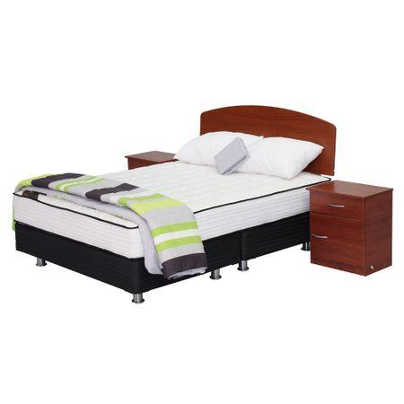 Box-Americano-2-Plazas-Base-Dividida-Mantahue-M-1000---Set-Textil----Set-de-Maderas-Pucon