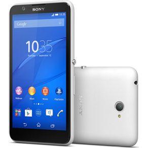 Smartphone-Sony-Xperia-E4-Blanco-Movistar
