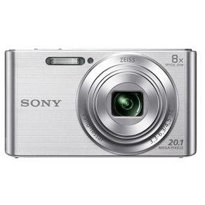 Camara-Sony-DSC-W830-Silver