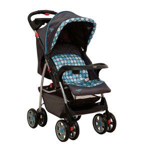 Coche-Paseo-BabyWay-BW-205-Celeste
