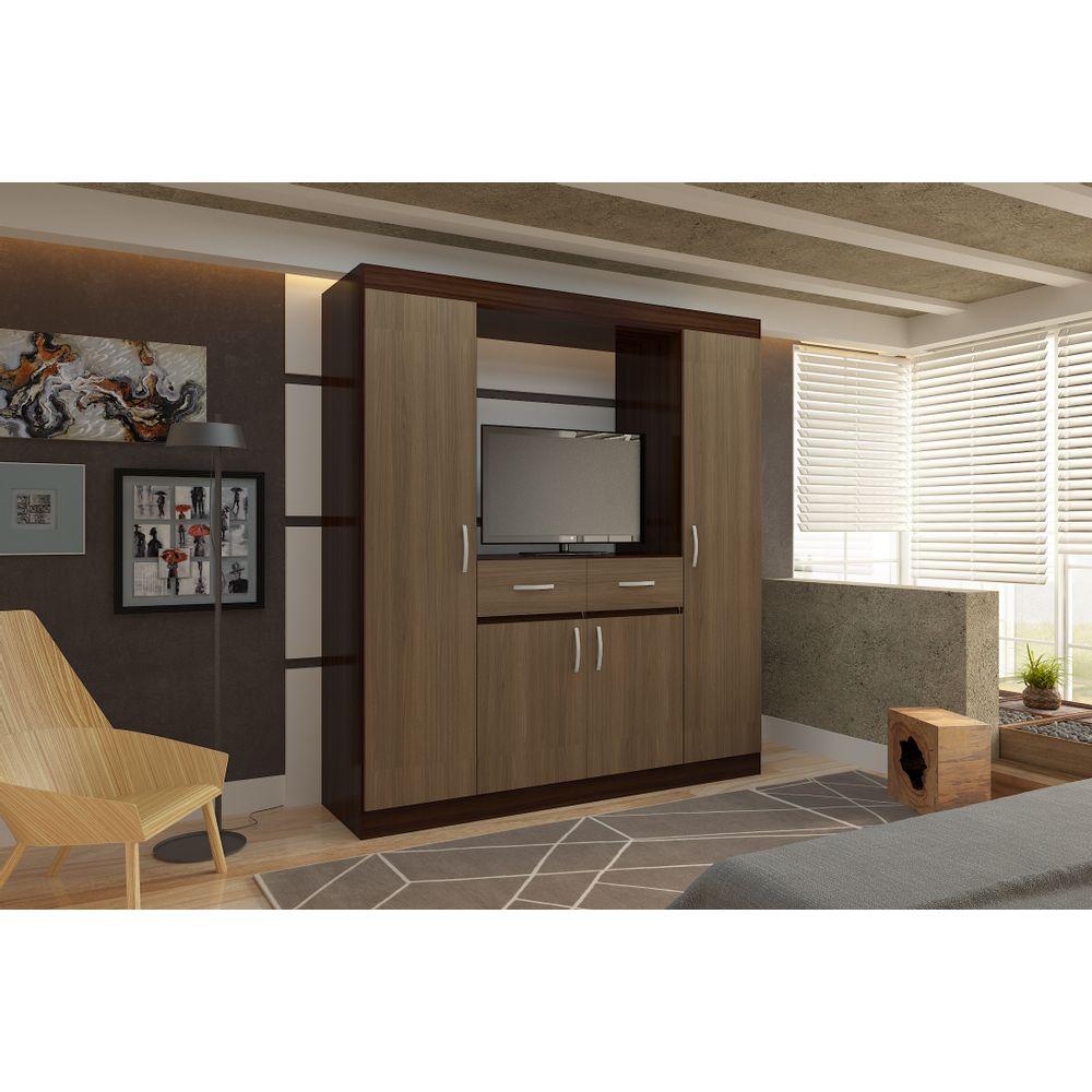 Muebles para tv y closet 20170821175528 for Muebles de closet