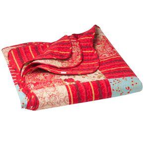 Quilt-Patch-Pinwheel-L-imagen-MF-2P-Rojo