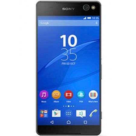 Smartphone-Sony-Xperia-C5-Ultra-ProSelfie-Negro-Movistar