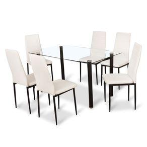 juego-de-comedor-6-sillas-cubierta-de-vidrio-emi-blanco