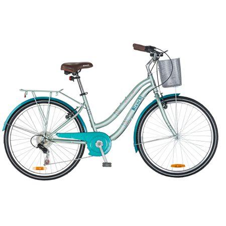 bicicleta-bianchi-street-26-lady-verde-claro-aqua-marina