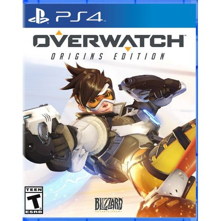 Juego-PS4-Overwatch