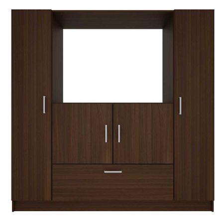 closet-tv-42pul-4-puertas-1-zapatero-silcosil-chocolate