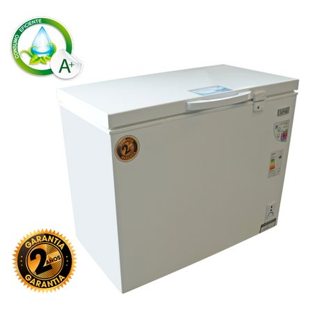 Freezer-Horizontal-Libero-LFH-200-Blanco-200-Litros