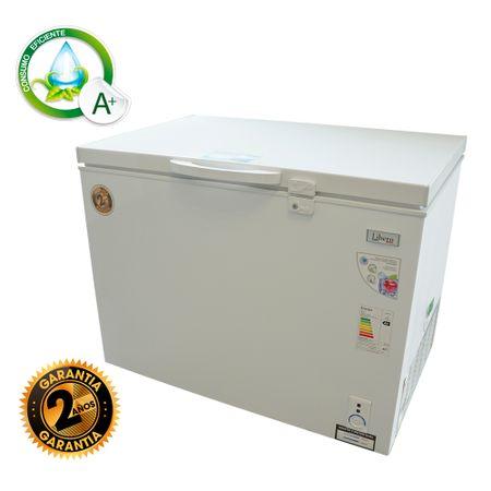 Freezer-Horizontal-Libero-LFH-255-Blanco-255-Litros