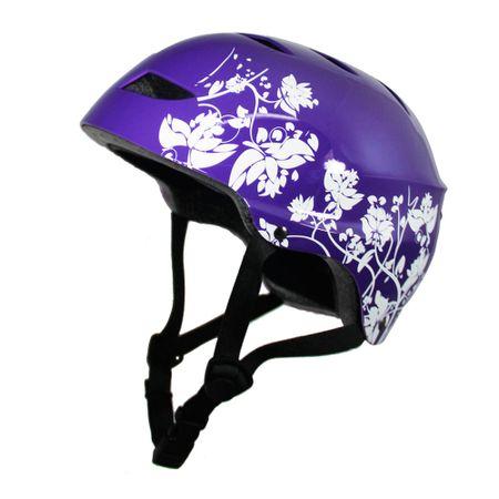 casco-talla-m-orbital-urbano-street-morado-flores
