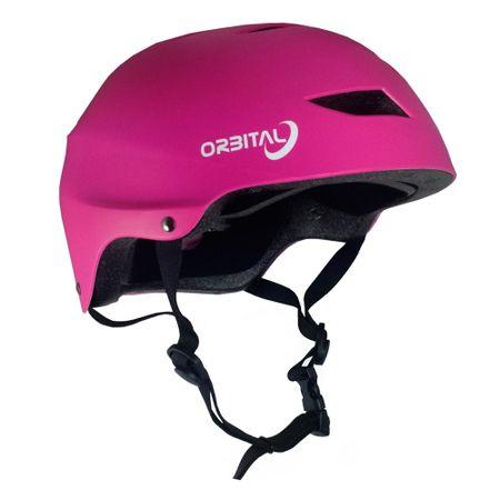casco-talla-m-orbital-urbano-street-rosado-matte