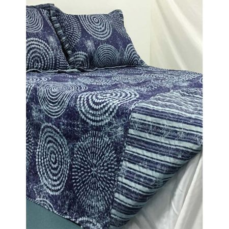 quilt-2-plazas-estampado-reversible-circle-azul