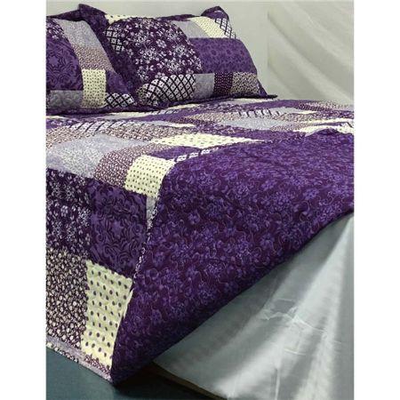 quilt-2-plazas-estampado-reversible-patchwork-morado