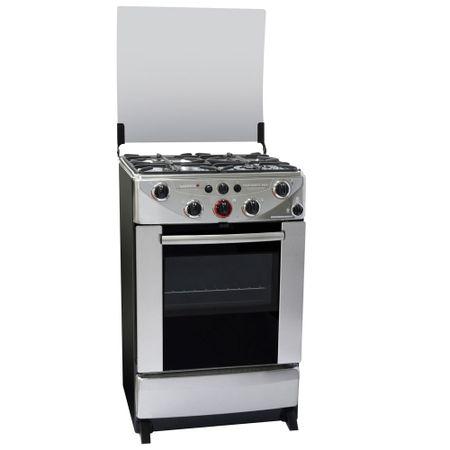 Cocina-4-Quemadores-Sindelen-CH-9810IN-Inox