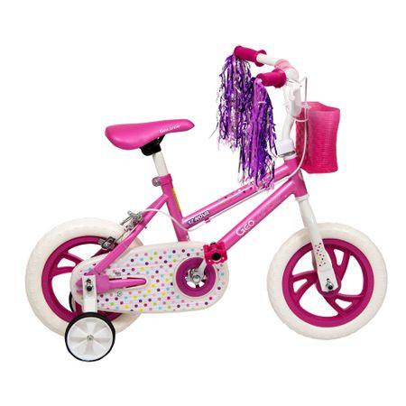 Bicicleta-Aro-12-Geolander-Niña-Nova-Rosado-Claro