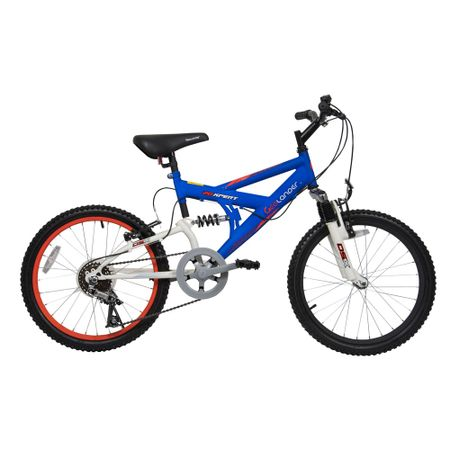 Bicicleta-Aro-20-Geolander-Niño-Expert-Azul