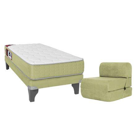 Cama europea for Sillon cama 1 plaza nuevo