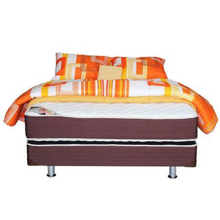 box-americano-full-plaza-mantahue-lumbar-90x190-set-textil
